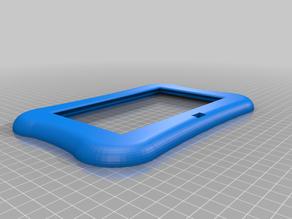 "7"" LCD - Waveshare china clone cover"