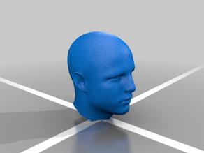 Marlon Brando Figure Head