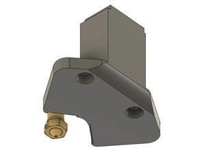 QIDI X-MAX - Dual Nozzle Parts Cooler