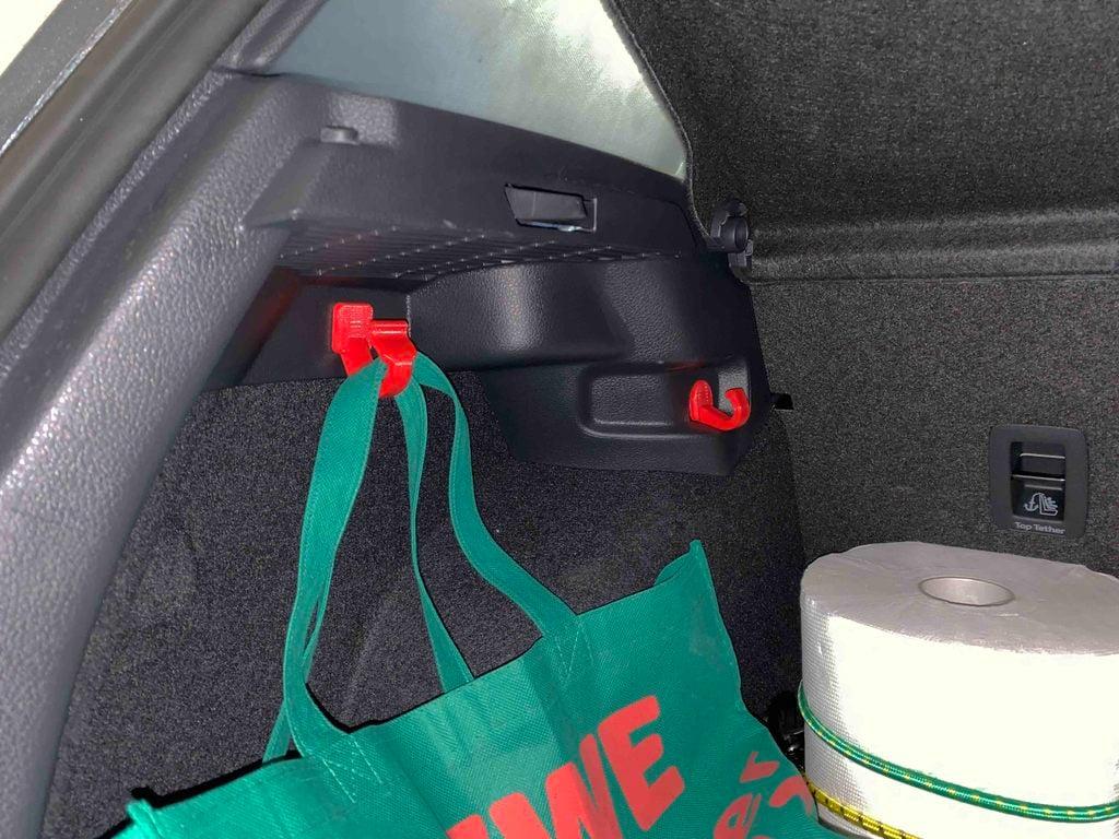 VW Golf MK7 Rear Trunk Cargo Hook