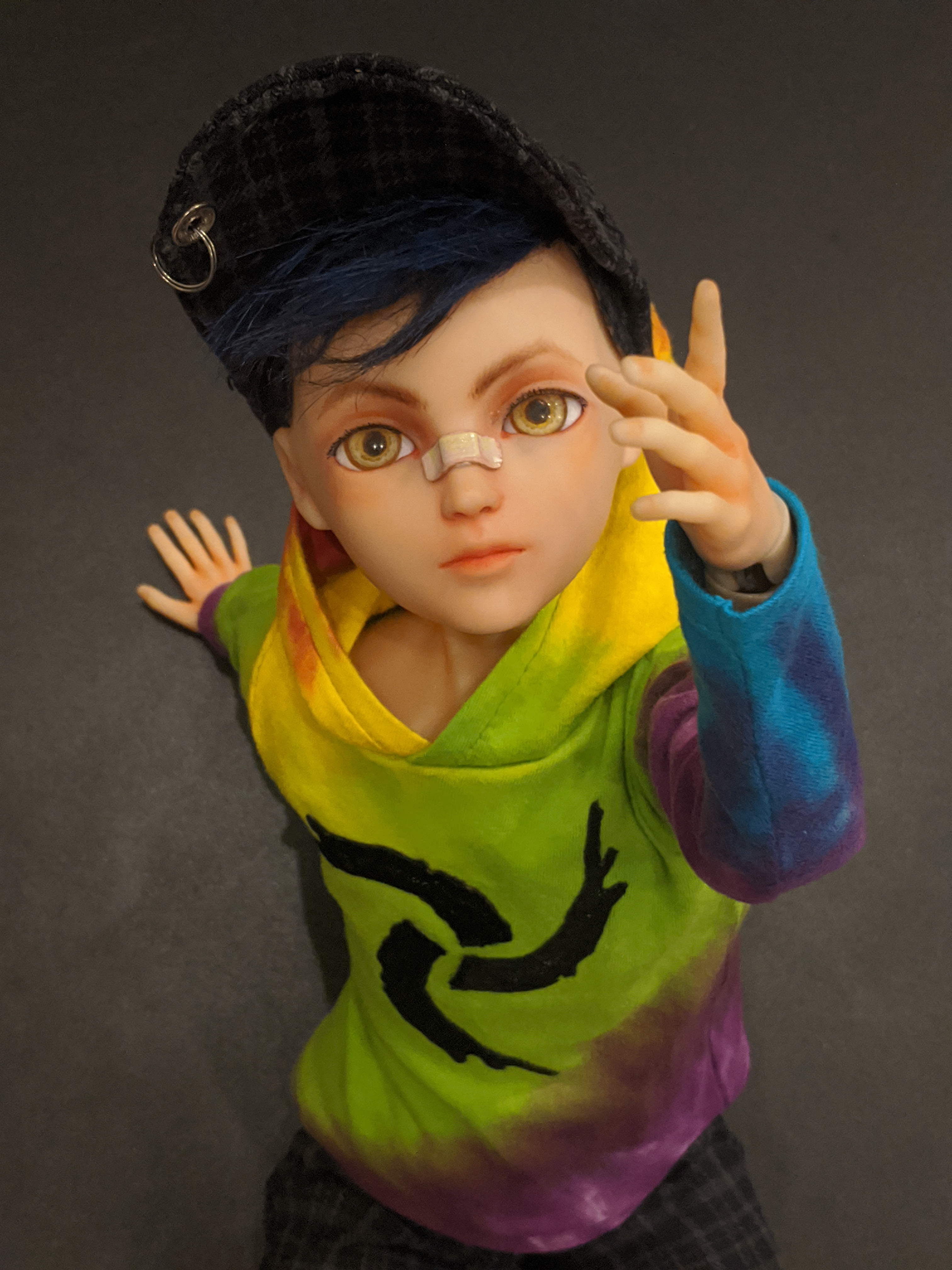 male Ball jointed doll (BJD)