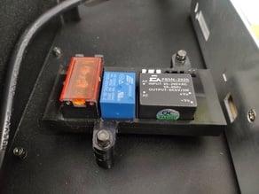 SKR Relay Module holder for UNI 3d printer