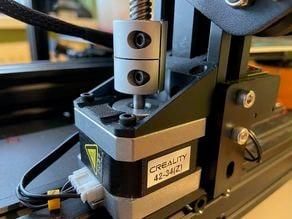 Ender 3 / Pro / V2 Z axis motor mount