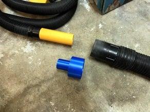 Flowbee vacuum adapter