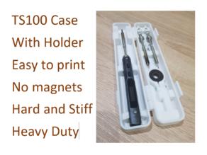 TS100 Case and Holder (Heavy Duty)