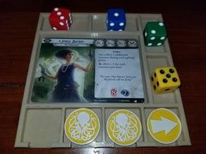 Arkham Horror Card Game Investigator Board