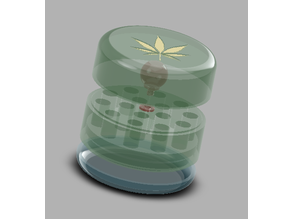 Decorative Joint Holder with lift tray