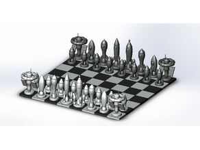 Rocket chess
