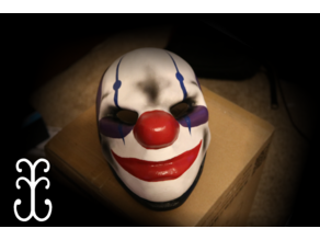 Payday 2 Chains' Mask