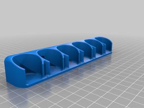 Ecig vape 25mm liquid stand organizer
