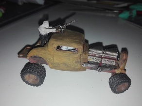 gaslands  Mad Max 32 Ford Elvis v2