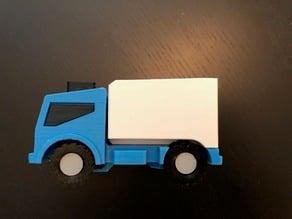 M.A.X. Truck - Shorty - Box Accessory