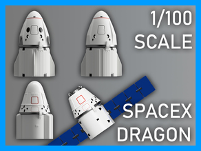 SpaceX Dragon Capsules