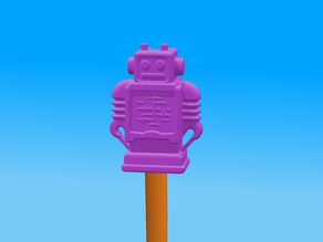 Ultimaker Robot Pencil Topper