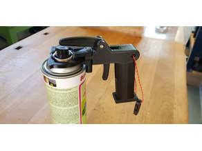 Spray Paint handle / grip / trigger // Sprühdosen Griff