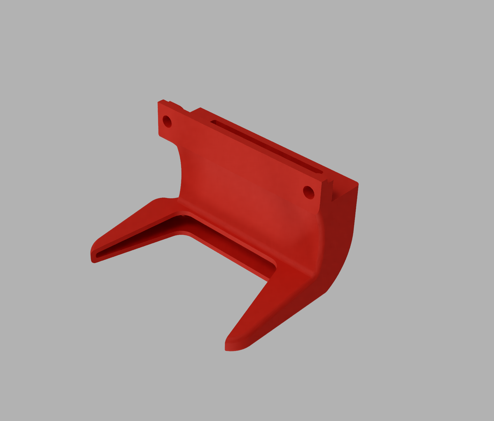 ((UPDATED)) AnyCubic Chiron Improved Fan Duct V3