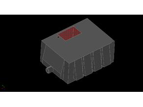 DC-DC XL4016 - Step Down Converter Module - Case