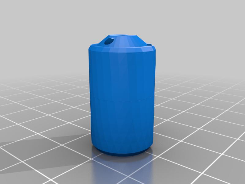 Dummy Battery 1/2 AA