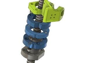 HevORT Wobble Rings  for FSU1204 ball screws