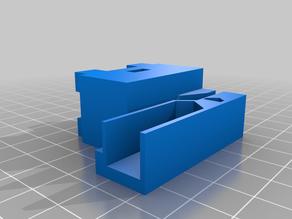 prusa style printer y axis belt tensioner (roaddog bart)