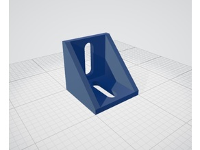 20x20 90° Angle connector