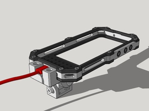 Samsung Galaxy A70 - Protection Case + Fully Adjustable Car Mount[Beta]