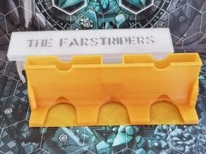THE FARSTRIDERS - Warhammer Underworlds Storage