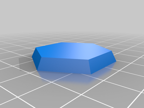 Catalyst style 6mm hex base
