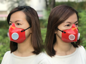 Flexible Mask Valvy - Covid-19