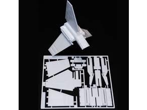 Lambda-Class Imperial Shuttle Kit Card