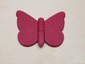 Butterfly Hinge