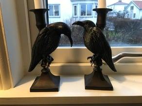Crow candlestick part
