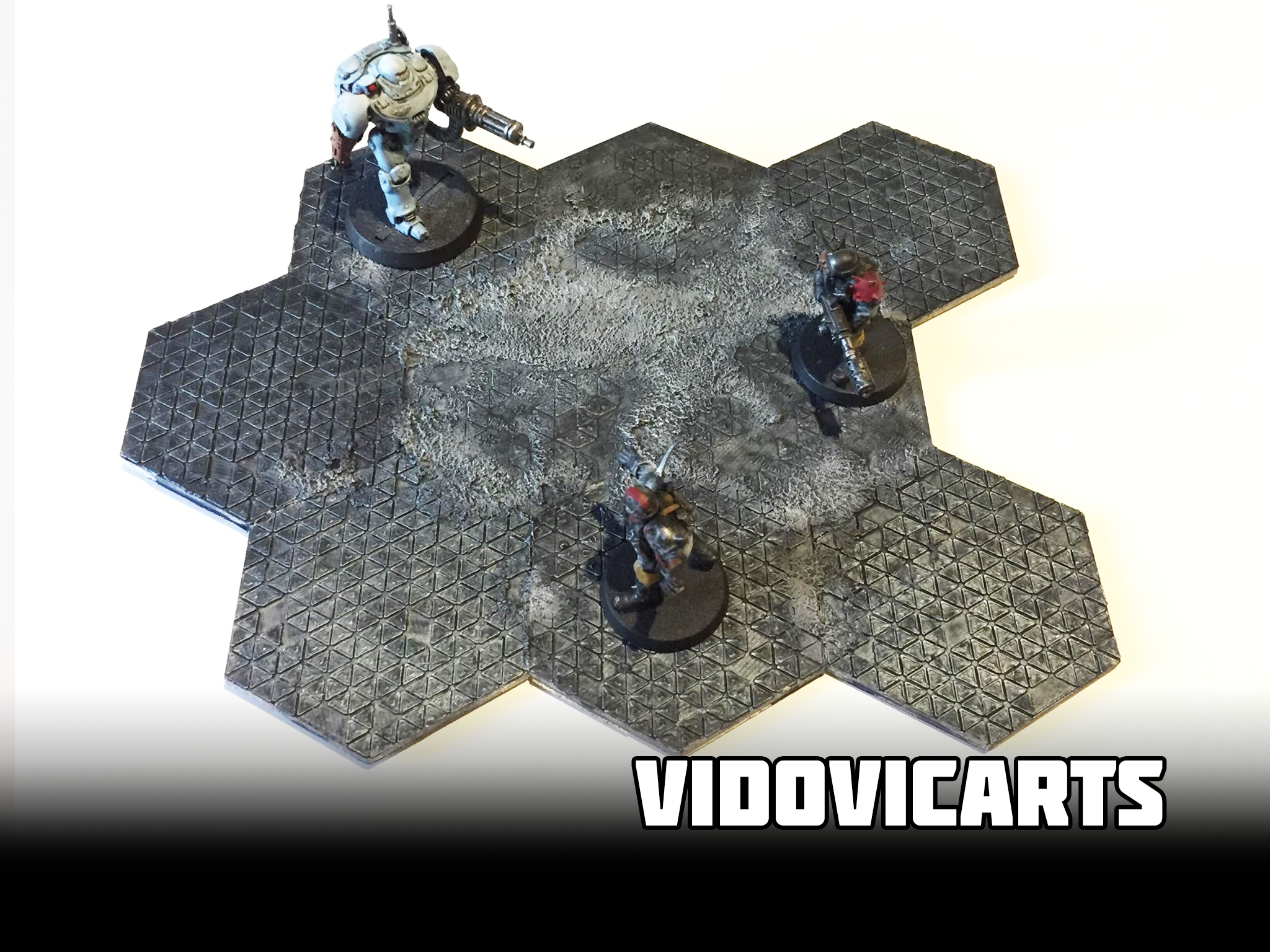 Blackstone Fortress: Individual Tiles (Unofficial)