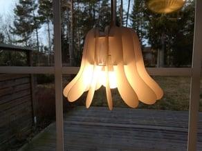 Modular Lamp Shade