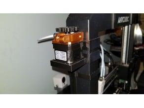 Anycubic i3 Mega - MK8 Extruder Mount