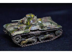 Ha-Go Type 95 Light Tank 1:56 scale(28mm)