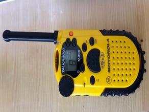 Motorola Talkabout T200 antenna & knob & plug cover