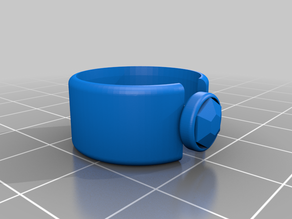 Basic Ring in SolidWorks
