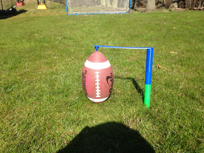 Field goal kicker holder