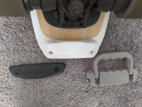 Boosted Board Mini Tail Handle