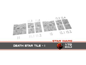 Star Wars Death Star Surface Tile I1