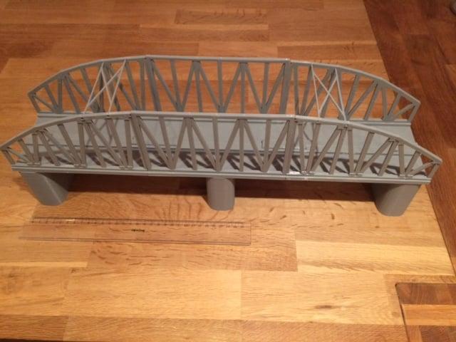 Two way Arche Bridge H0 1:87 1/87