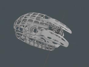 """G305 lightweight """"Alien"""" shell"""