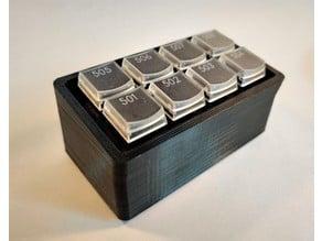 Streamdeck Macro Box for Cherry MX Switches