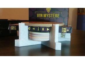 Rangement Vin Mystère