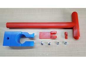Prolongador para asa de maleta (Suitcase handle extender)
