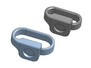 UNI - колечки для прокладки проводов в камере
