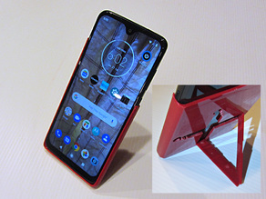 Phone Case with Integral Stand