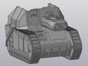 Solar Lord Alpha tank