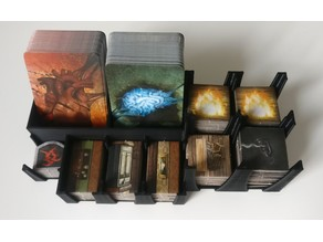 Mansion of Madness MoM card and tiles holder